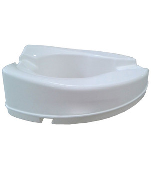 """2"""" Toilet seat raiser"""