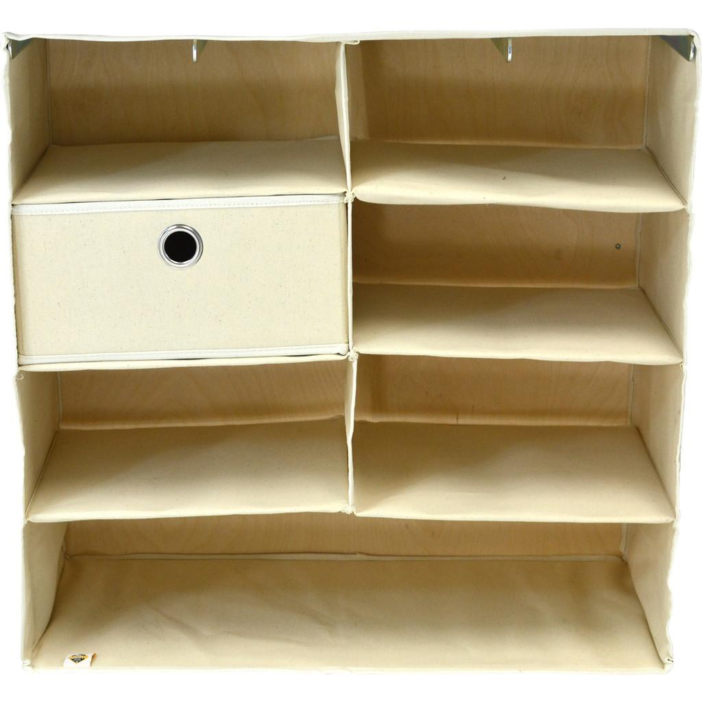 Rhino Urban Wardrobe four shelf insert empty