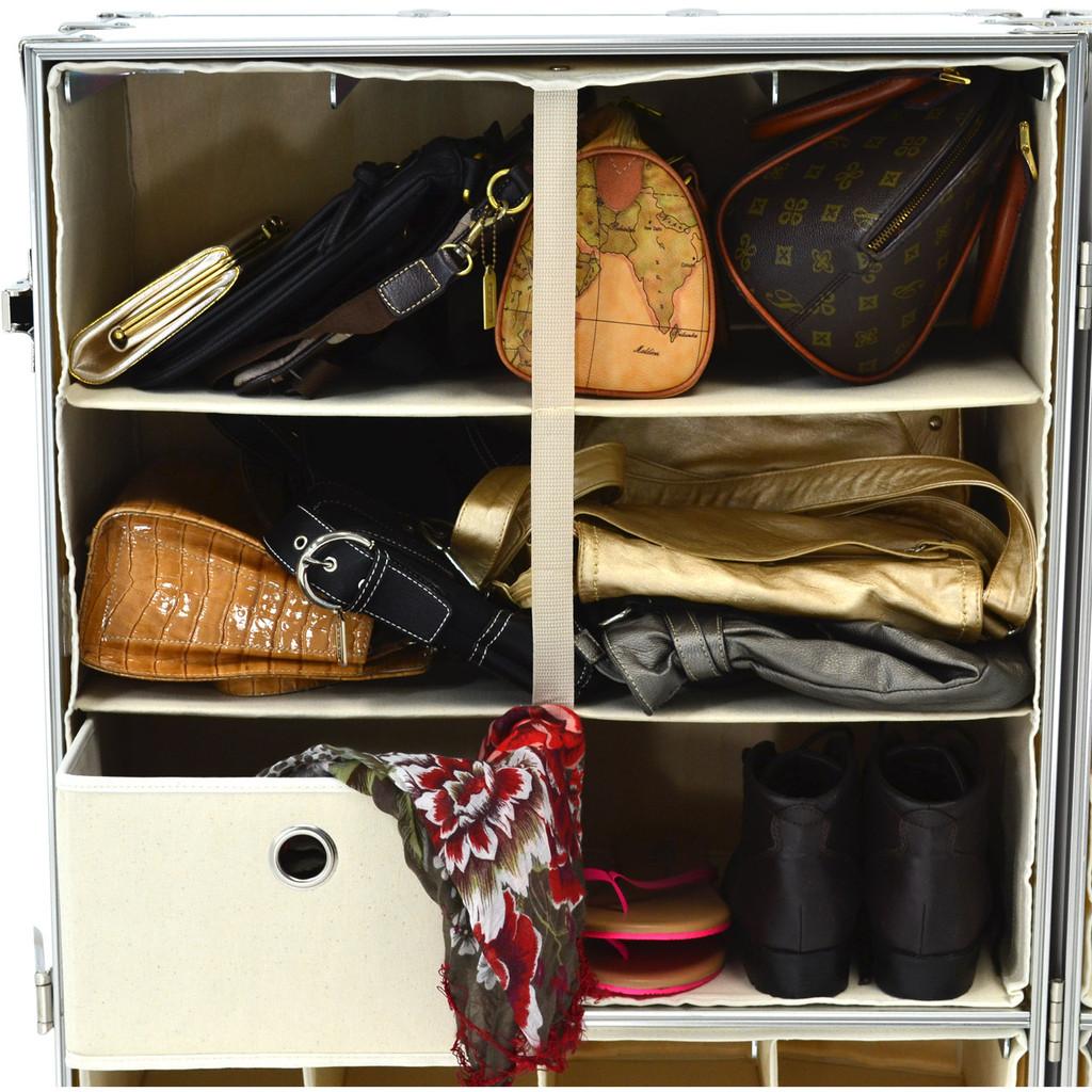 Rhino Urban Wardrobe three shelf insert