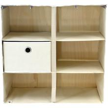 Rhino Urban Wardrobe three shelf insert empty