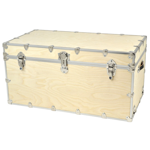 "Rhino Super Jumbo Naked Trunk - 44"" x 24"" x 22"""