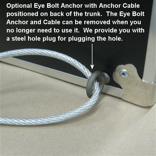 Trunk Anchoring Cable System