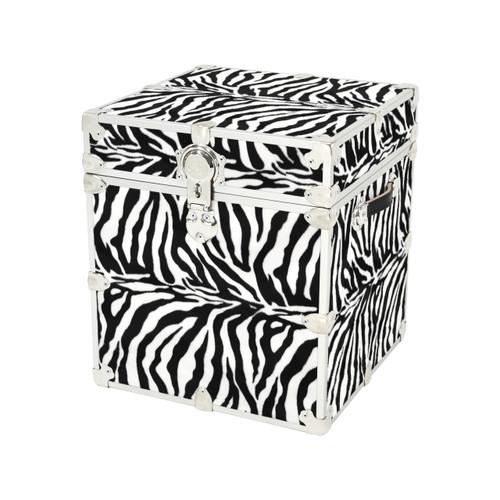 "Rhino Zebra Cube - 18"" x 18"" x 20"""