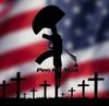 USA SOLDIER CROSS