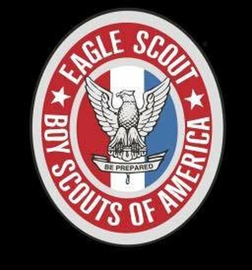 EAGLE SCOUT BADGE PEN BLANK