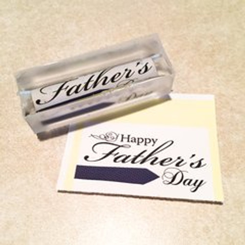 Fathers Day #3 Happy Fathers Day w/ Necktie