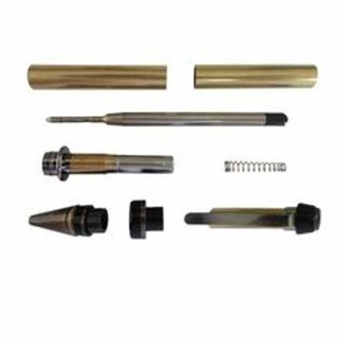 PKM GUN METAL CIGAR PEN KIT