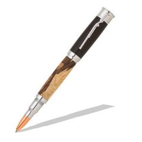 Over and Under Shotgun Chrome Roller Ball Pen Kit Item #: PKCP6010