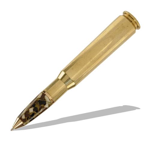PK50CAL50 Caliber Machine Gun Bullet Cartridge Twist Pen Kit