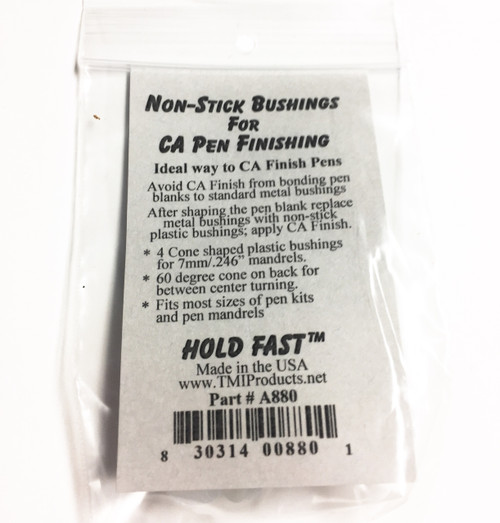 STICK FAST  Non-Stick Bushings