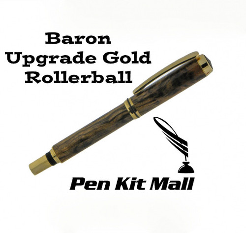 Baron Upgrade Gold Rollerball