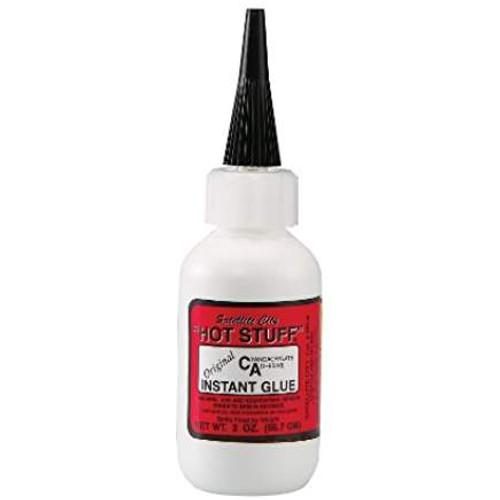 HS-4 Hot Stuff Original THIN CA glue 2 OZ