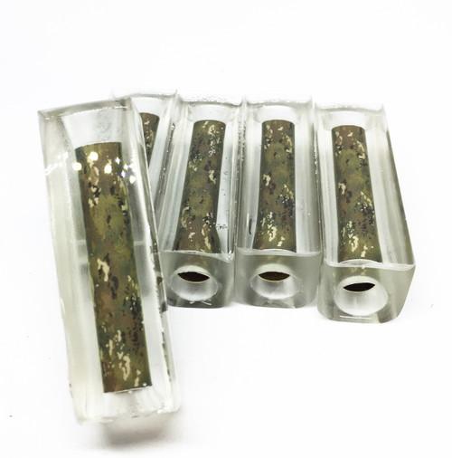 Green Camo Pen Blanks