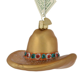 Cowboy - Cowgirl Ornaments, Western Themed Christmas Ornaments