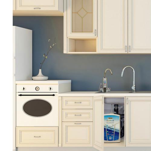 Under Sink Alkaline Water Ionizer System Iontech It 750