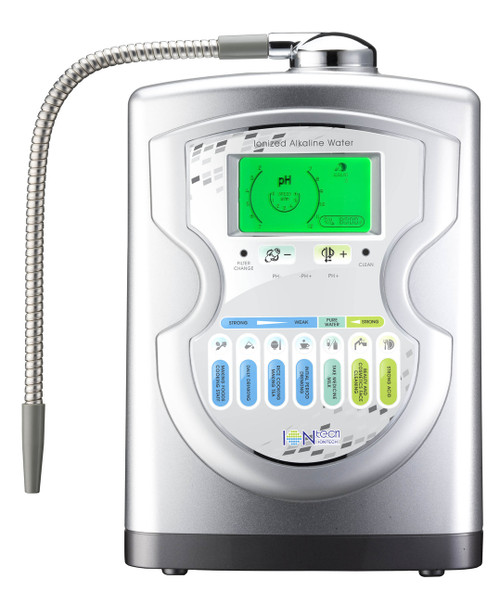 Countertop Water Filter Iontech Water Ionizer Machine