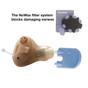 No-Wax filter system