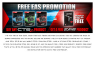 Edge Products - Free EAS Promotion