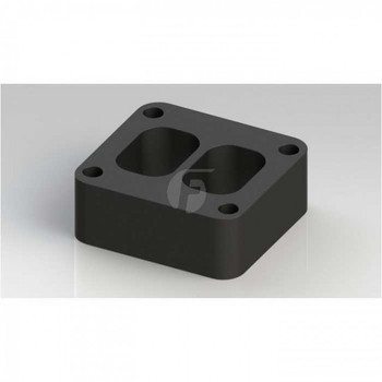 "Fleece 1.0"" T4 Pedestal Spacer for GM Duramax 6.6L LB7/LLY/LBZ/LMM/LML 2001-2016"