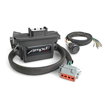 AmpD Throttle Booster Kit with Power Switch 2007-2017 Dodge/Ram 5.9L & 6.7L Cummins Diesel