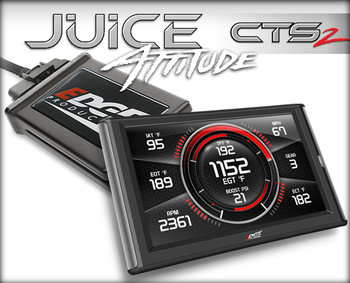 Edge Products 21500 Juice with Attitude CTS2 Monitor