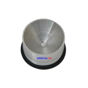 Amalgam Well Standard with Non Slip Base