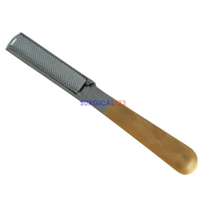 Callus Remover Straight Stainless Steel