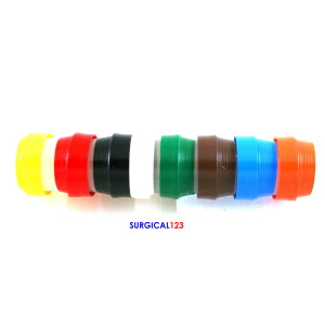 Tape n Tell Adhesive Kit of 9 Colors for Instruments Identification & Marking