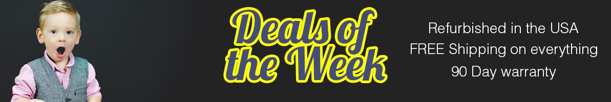 DealScoop Deals of the Week