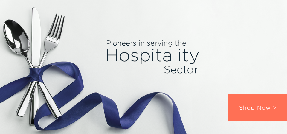 Pioneers in serving the hospitality sector