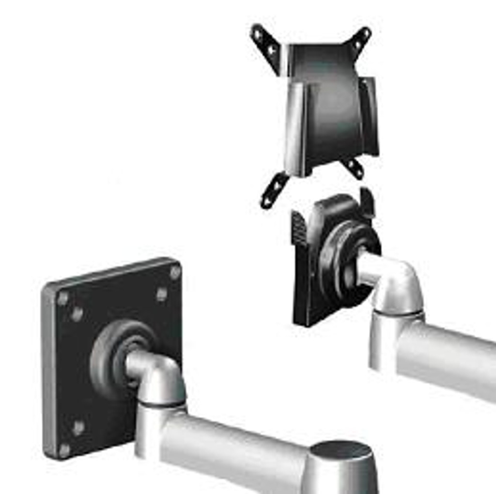 SpaceArm-Dual Monitor Arm Quick Release Option