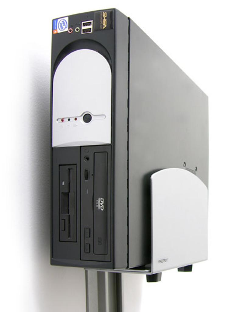 WorkFit Vertical Universal CPU Holder (97-468-202)
