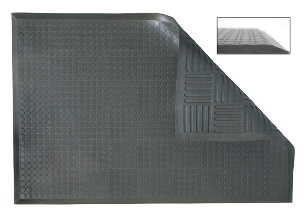 Basic Smooth Ergonomic Matting - Polyurethane (SB)