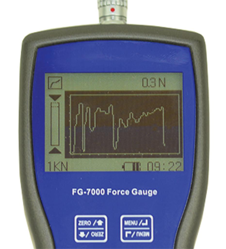 FG-7000L Digital Force Gauge Display