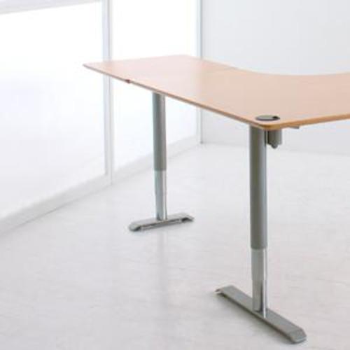 ConSet 501-49 Electric Height Adjustable 3-Leg Desk