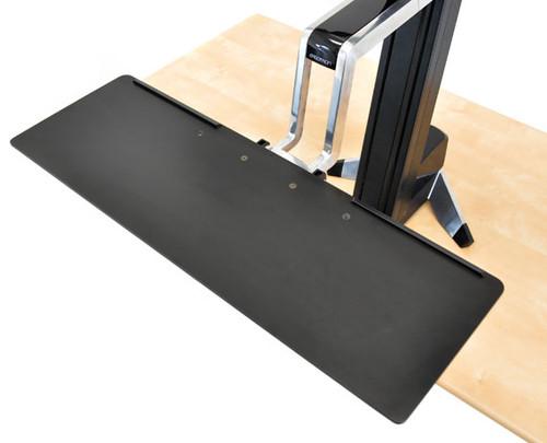WorkFit-S Large Keyboard Tray