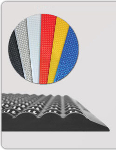Infinity Bubble Ergonomic Matting - Polyurethane