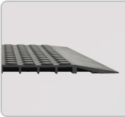 Nitril Smooth Ergonomic Matting - Rubber (ENS)