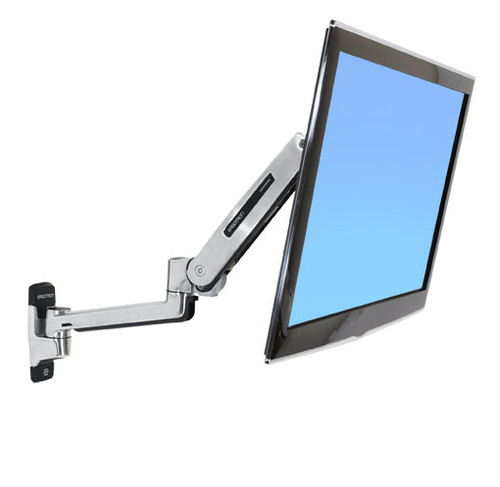 LX Sit Stand Wall Mount LCD Arm