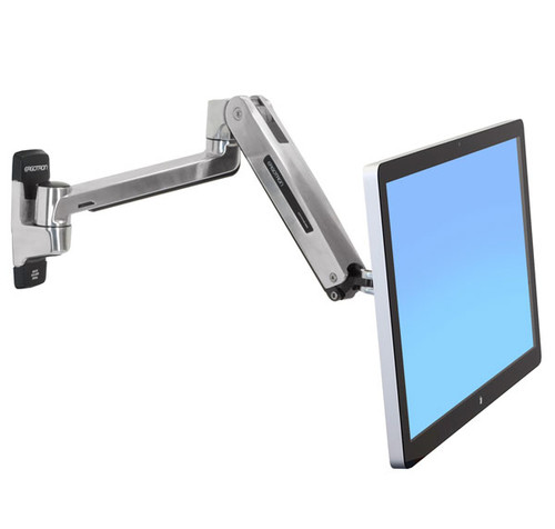 LX HD Sit-Stand Wall Mount LCD Arm