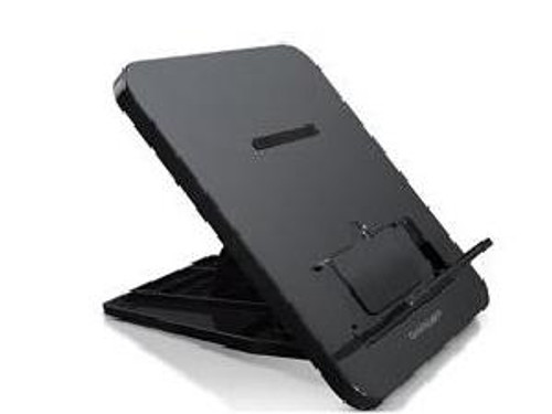 Goldtouch Go! Travel Notebook & Tablet Stand Black Composite Resin