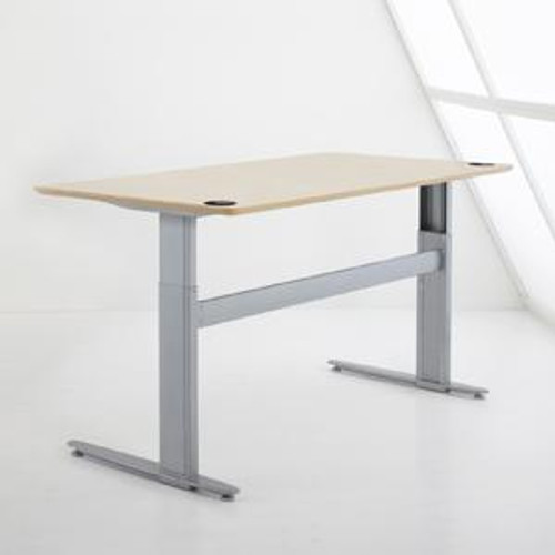 ConSet 501-25 Electric Height Adjustable 2-Leg Desk