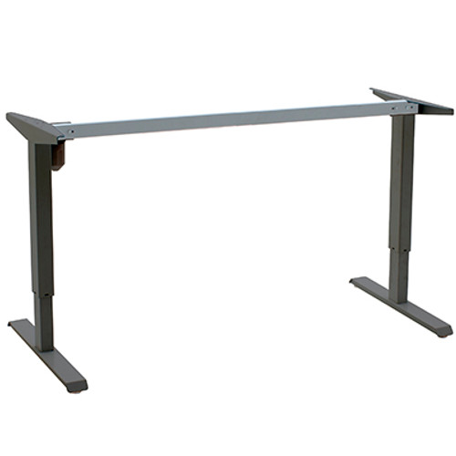 501-33 Electric Height Adjustable 2-Leg Desk