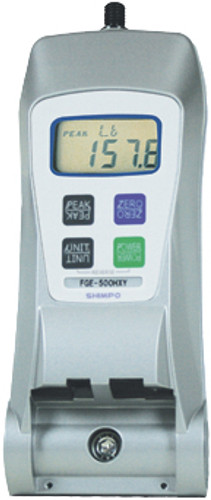 Shimpo FGE-HXY 500 lb Capacity Digital Force Gauge
