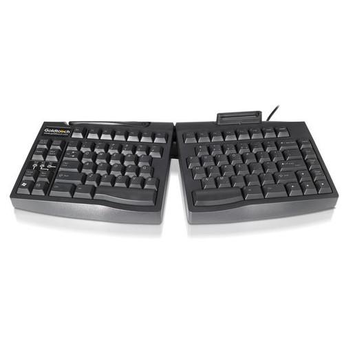 Goldtouch ComfortSecure SC2.0 Smartcard Keyboard