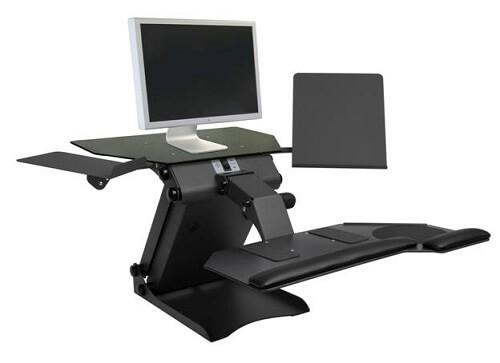 Healthpostures Executive Taskmate 6100 Height Adjustable