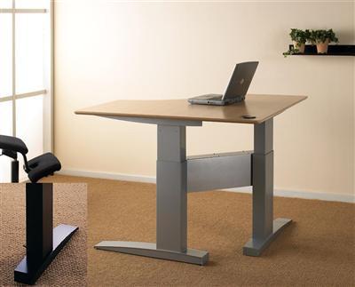 Conset 501 11 Electric Height Adjustable Corner Desk