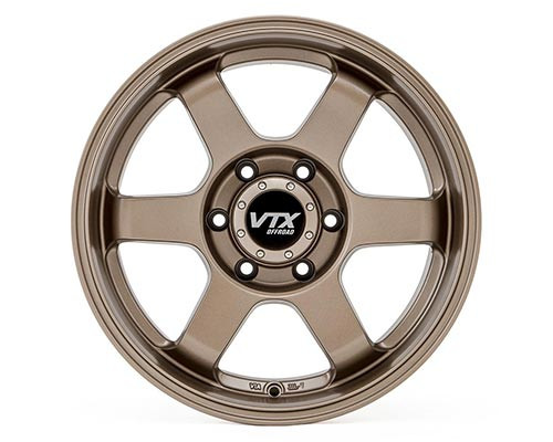 VTX Terra - Satin Bronze 18 x 9 in.