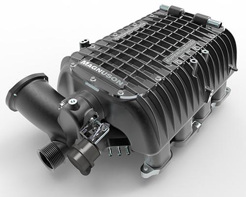 Toyota Tundra 5.7L V8 Super Charger - Magnuson