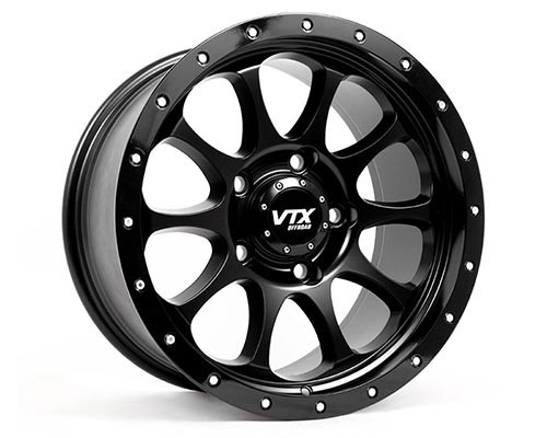 Rogue - Satin Black 16 x 8 in.